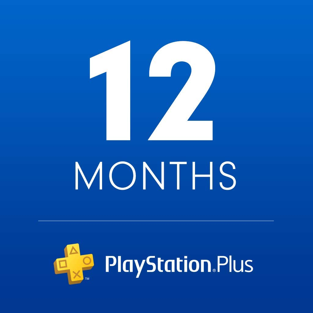 PlayStation Plus (12 months)