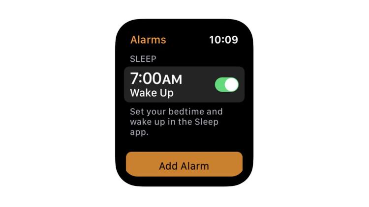 watchOS7 release date and new features: Sleep App