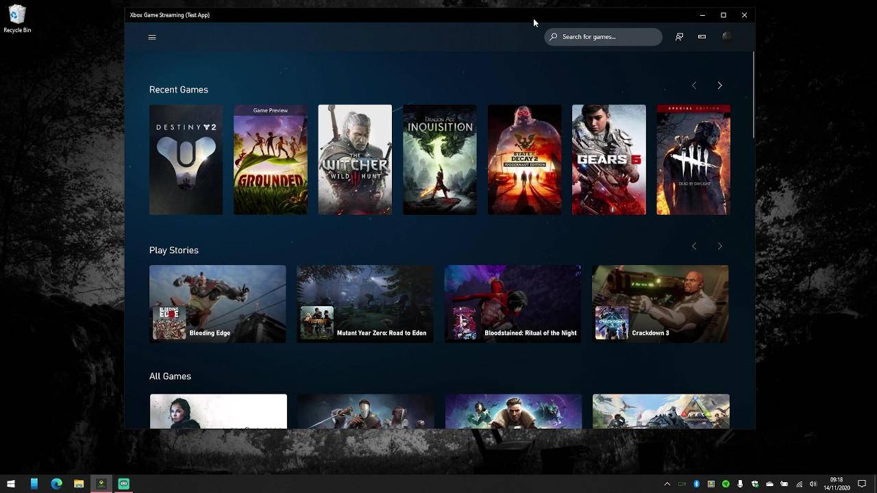xCloud Xbox game streaming for Windows might support ARM PCs