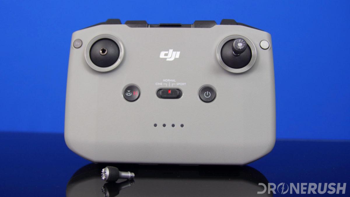 DJI Mini 2 remote front