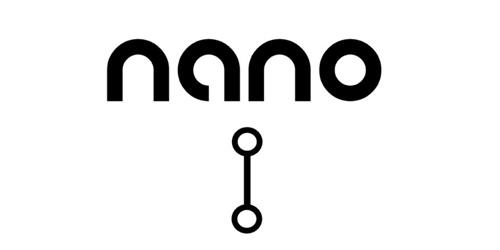 Screenshot of the Nano font