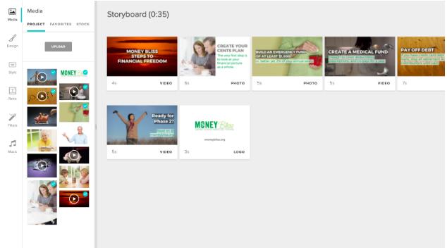 top social media tools marketing video builder