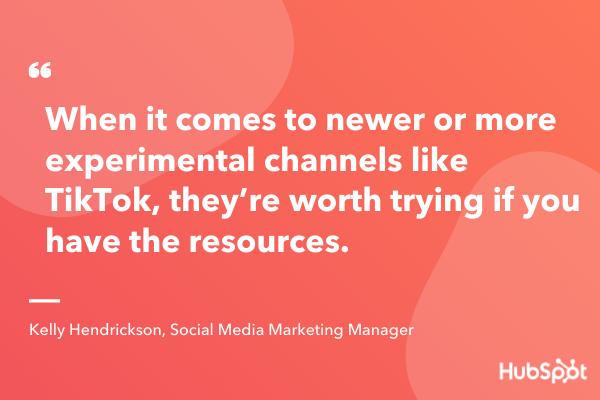 advertising on social media platforms