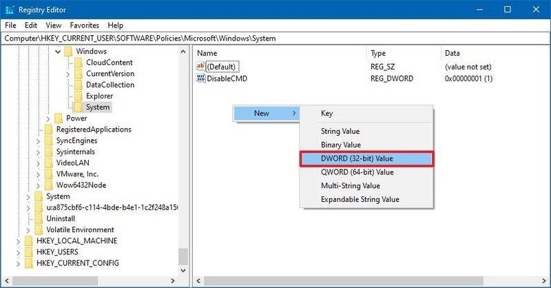 disablecmd-registry-key-windows-10.jpg