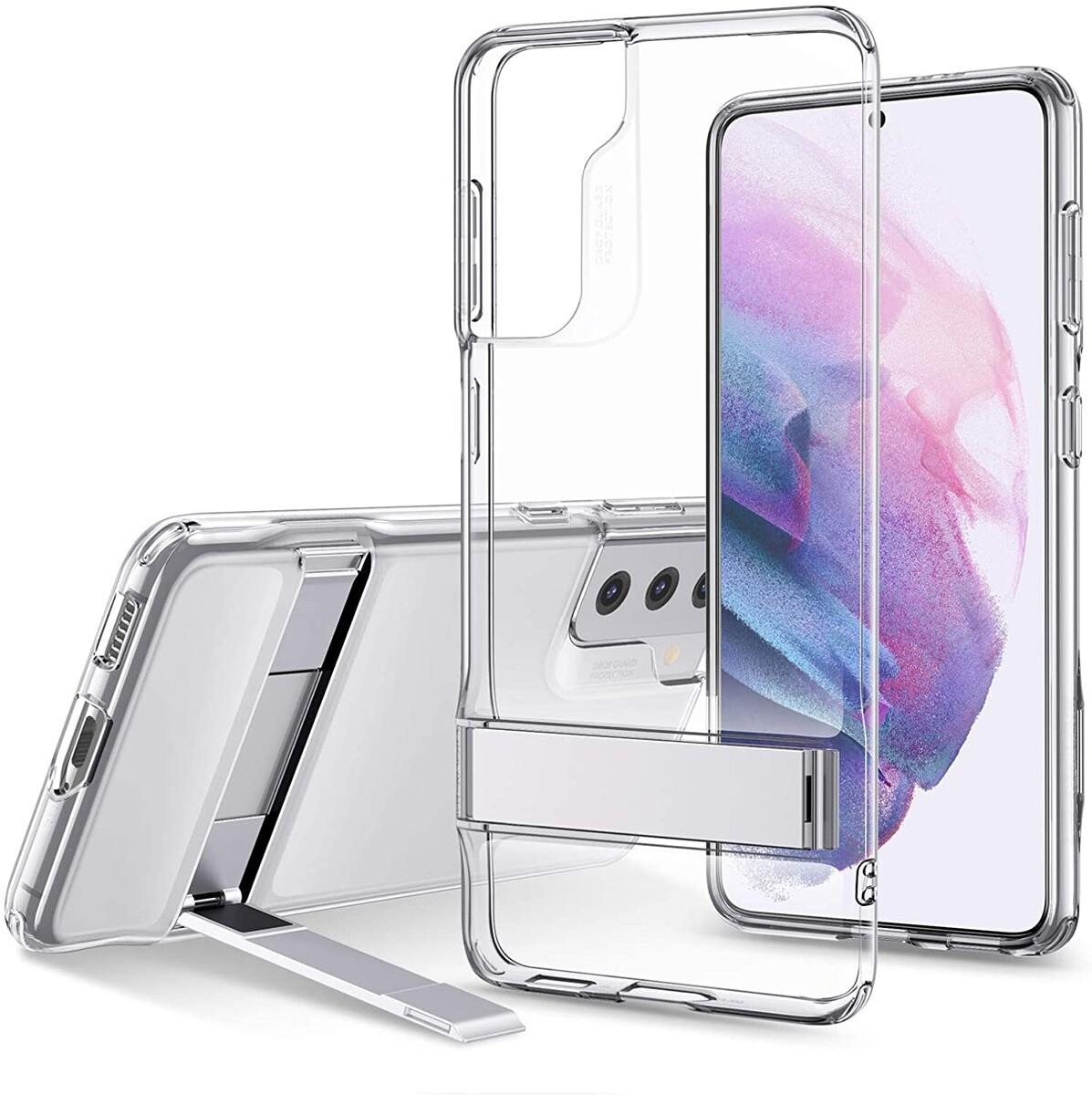 ESR Metal Kickstand Case for Galaxy S21 Plus