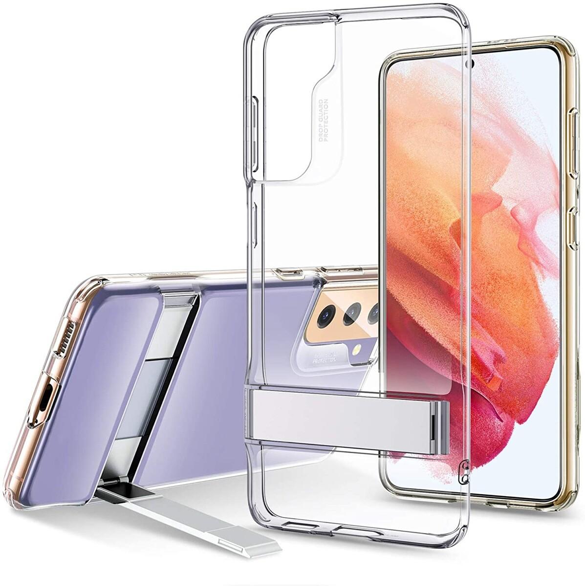 ESR Metal Kickstand Case for Samsung Galaxy S21