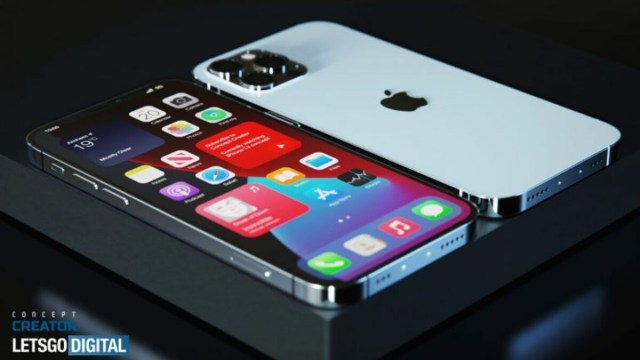 iphone 12s pro 13 concept render image letsgodigital concept creator iPhone 12S Pro