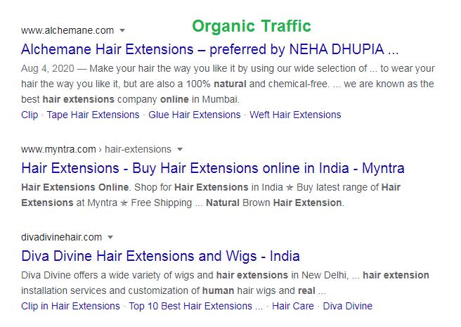 organic-traffic-technique
