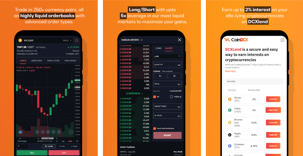 CoinDCX- 5 Best Crypto Exchanges to Buy & Sell Bitcoin and Other Cryptocurrencies in India