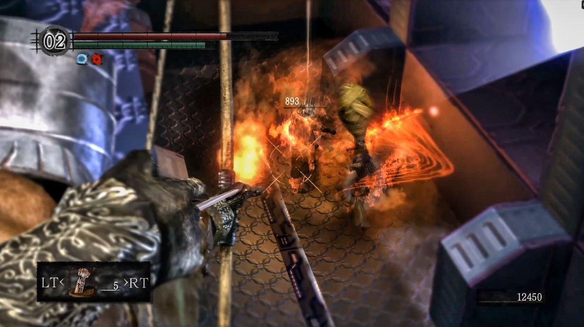 Dark Souls Halo mod