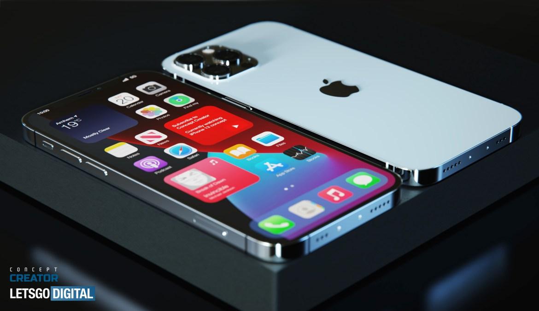 iPhone 13 vs iPhone 12: iPhone 13/iPhone 12S concept