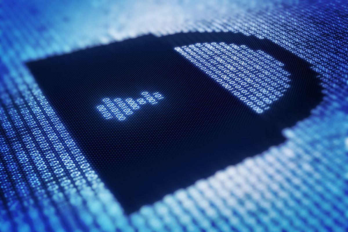 Digital lock (Shutterstock)