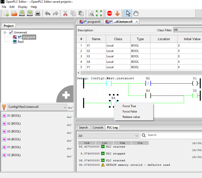 PLC Simulation software for Windows 10