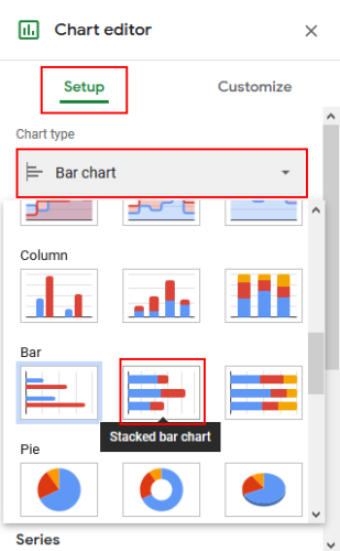 How to make a Gantt Chart in Google Sheets