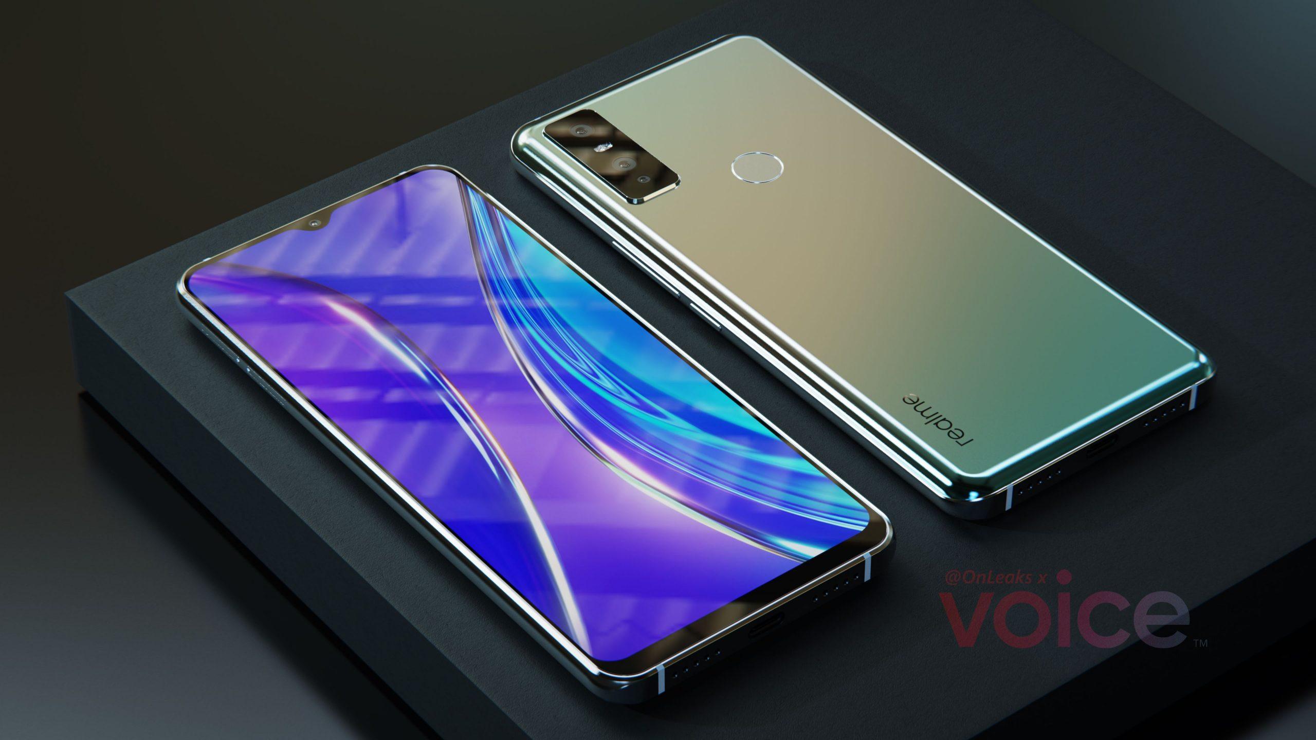 Mysterious Realme midrange phone