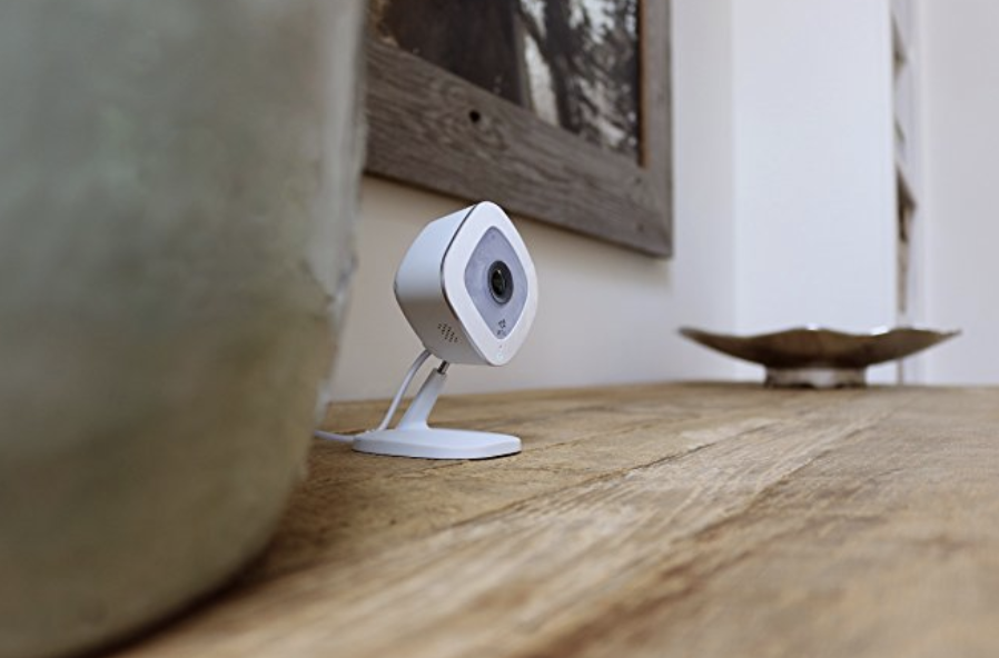 NetGear Arlo Q home security system for smart homes