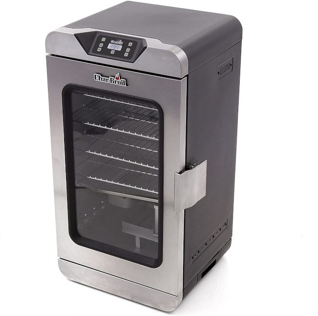 char-broil digital electric smoker for smart homes