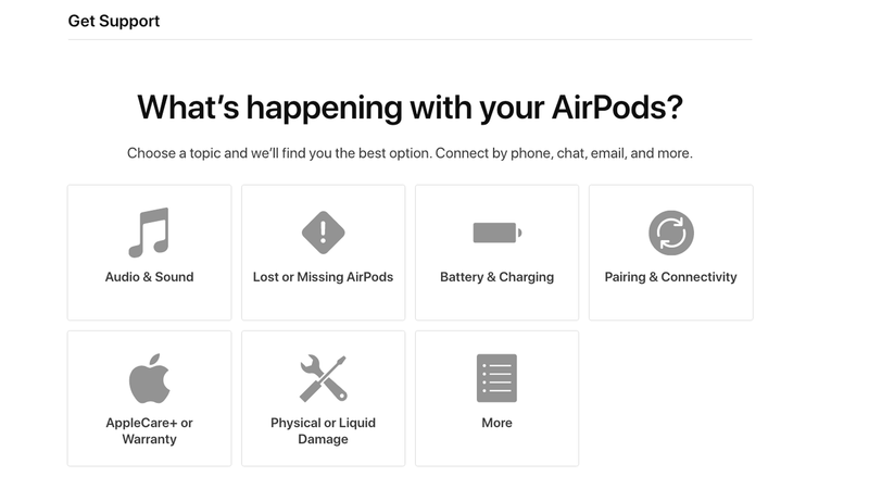 How to replace a lost AirPod: Apple AirPod Support