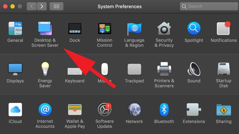 如何在不進入睡眠系統的情況下關閉Macs屏幕