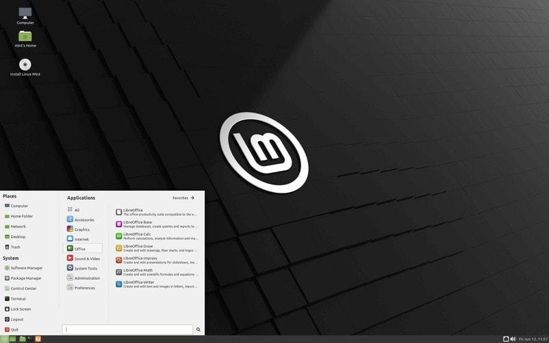 Linux Mint Mate