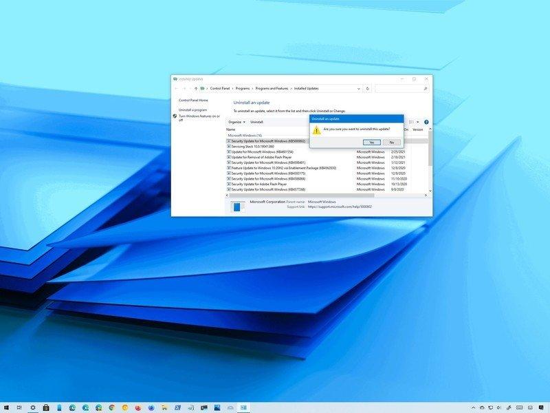 uninstall-kb5000802-fix-windows-10-blue-screen-printing-1.jpg