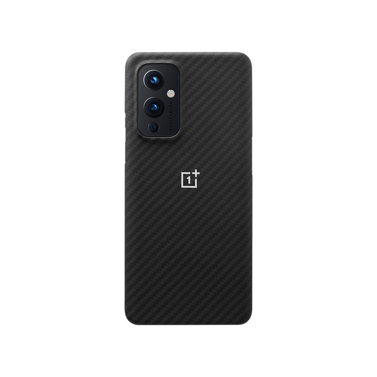 OnePlus 9 Karbon Bumper Case