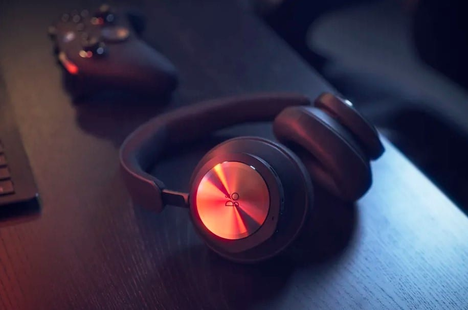 The result of Bang & OIufsen working together with Xbox - the Beoplay Portal