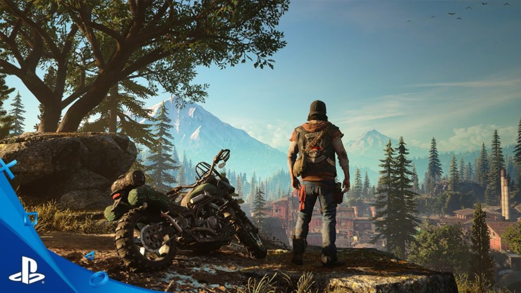 Days Gone PS4 - PC