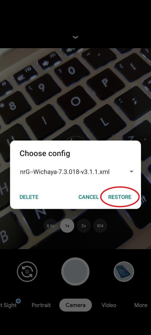 OnePlus 9R Google Camera GCam Mod
