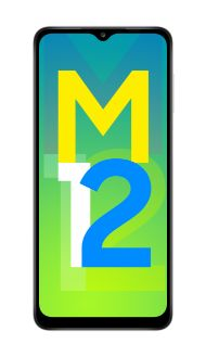 Galaxy M12 front