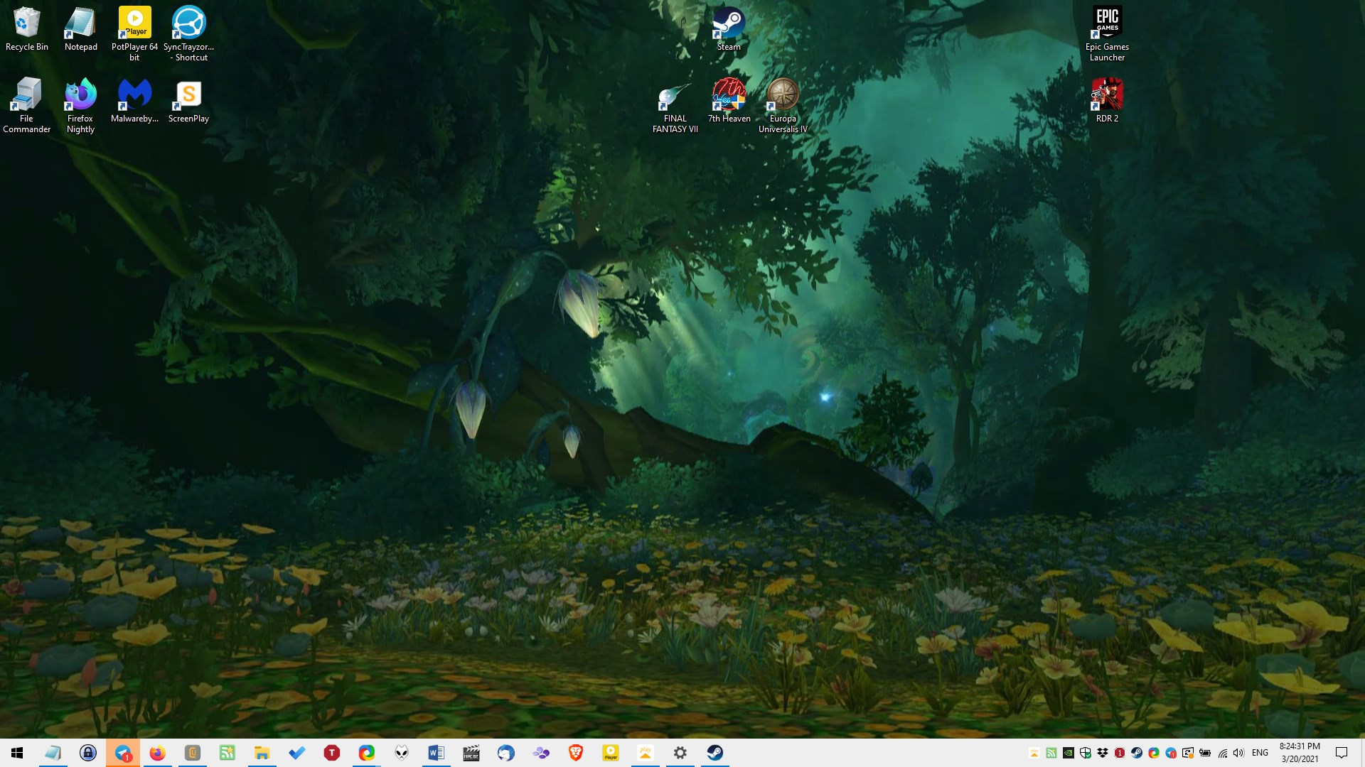 ScreenPlay desktopwallpaper