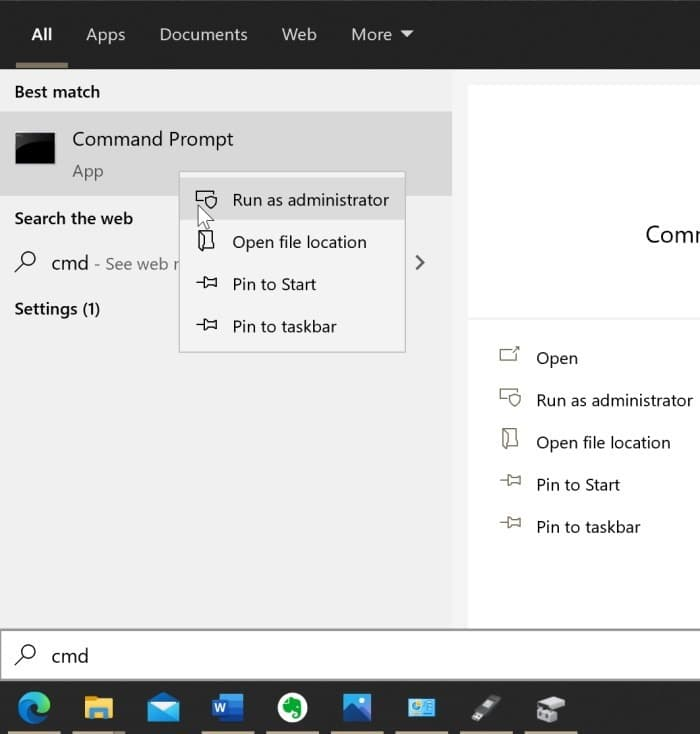 check if a disk is GPT or MBR in Windows 10 pic5