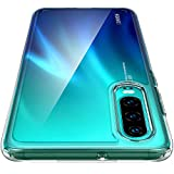 Image of Spigen Ultra Hybrid Case Compatible with Huawei P30 - Crystal Clear