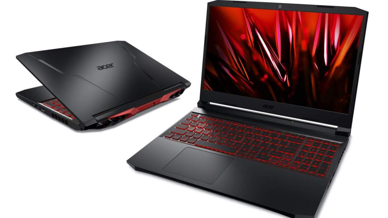 Acer gaming laptops go big with Intel Core H-series and RTX 30 GPUs