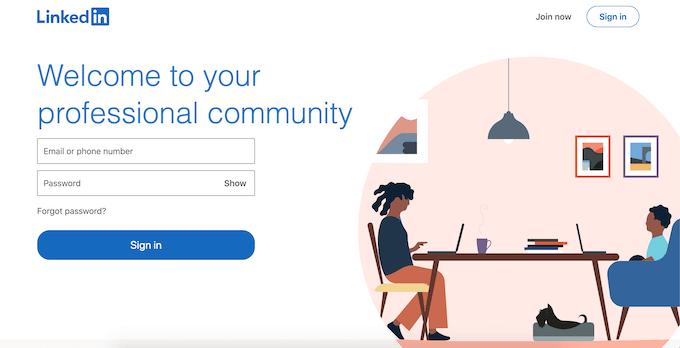 Feature-LinkedIn