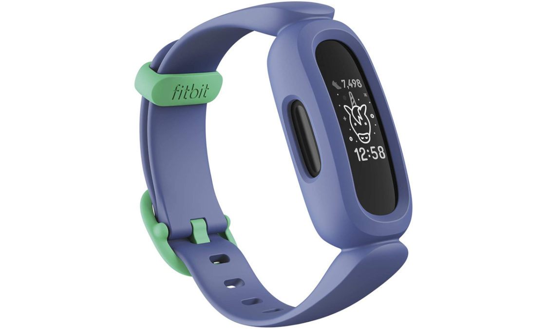 Fitbit Ace 3 1 - the best fitness tracker for kids