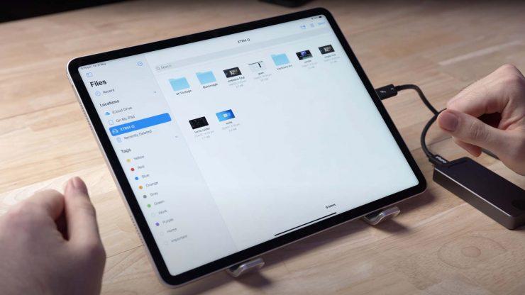 M1-iPad-Pro-Thunderbolt-3-speed-tests-740x416-1