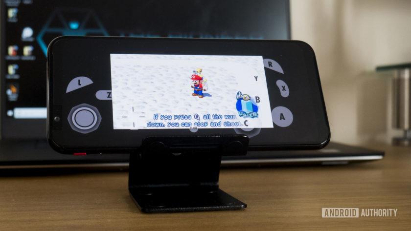 Red Magic 3 Mario