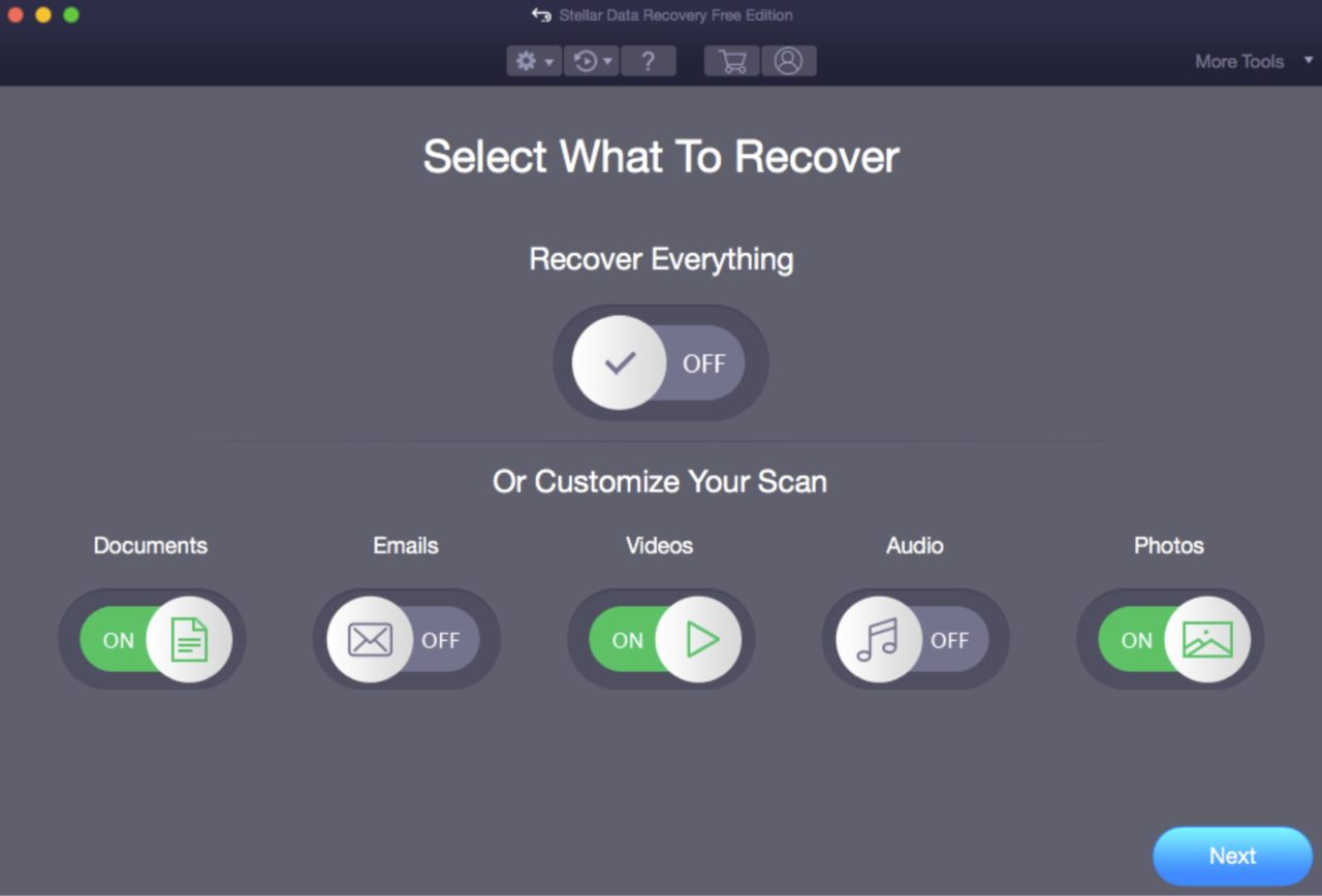 recover Data on a Mac