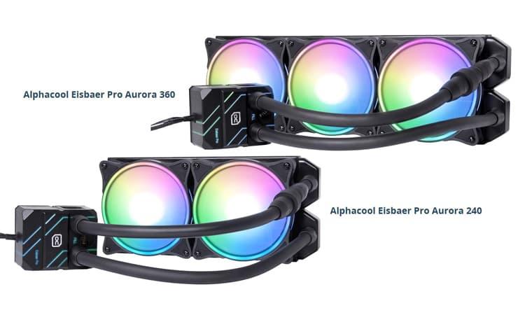 Alphacool Eisbaer Pro Aurora