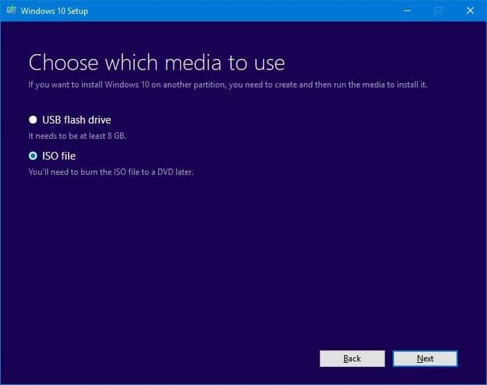 download windows 10 latest version ISO pic4