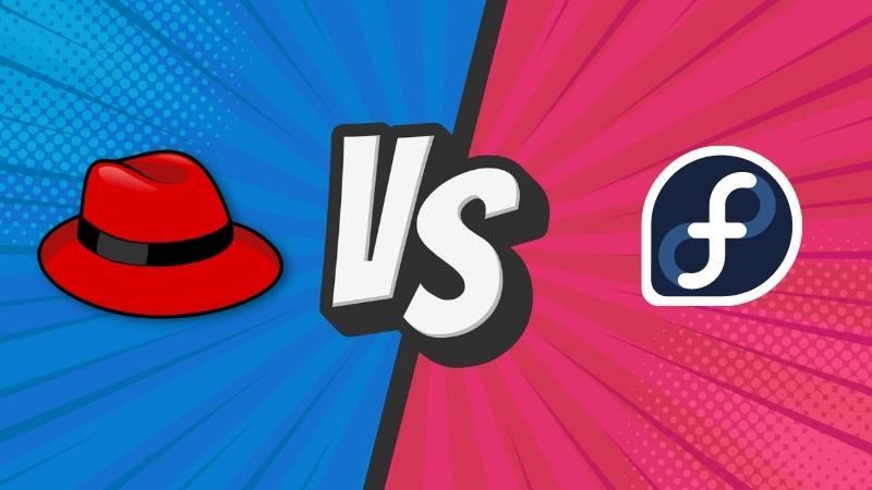Fedora vs Red Hat