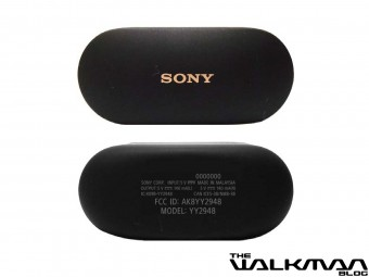 Sony WF-1000XM4 charging case