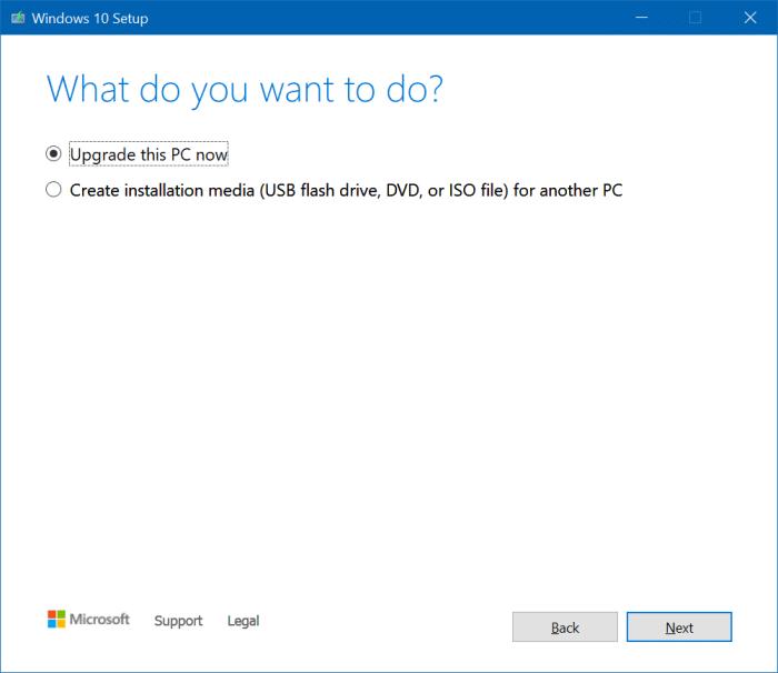 install Windows 10 May 2021 Updatepic3