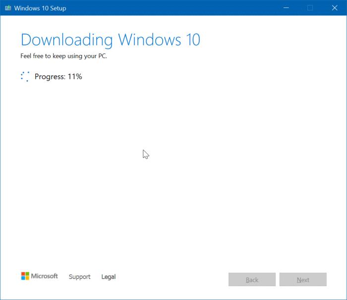 install Windows 10 May 2021 Updatepic5