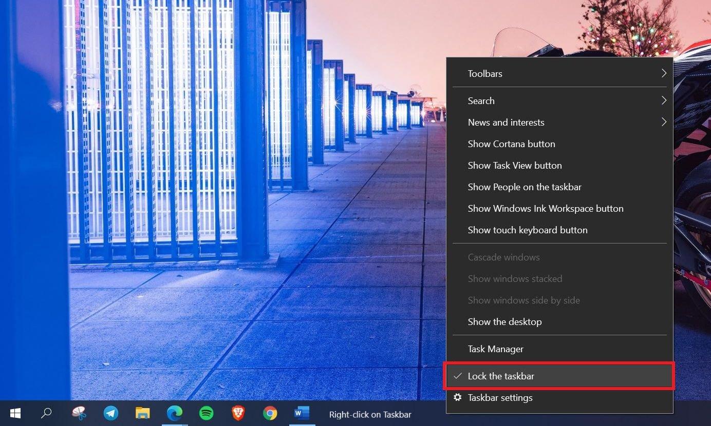 Get Centered-Style Taskbar from Windows 11 on Windows 10