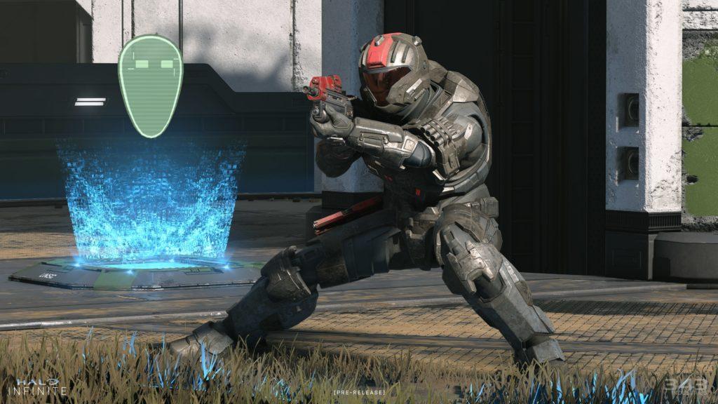 Halo Infinite Multiplayer - Personal AI