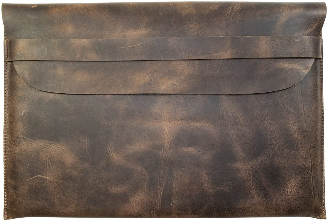 Hide & Drink Rustic Leather Cover