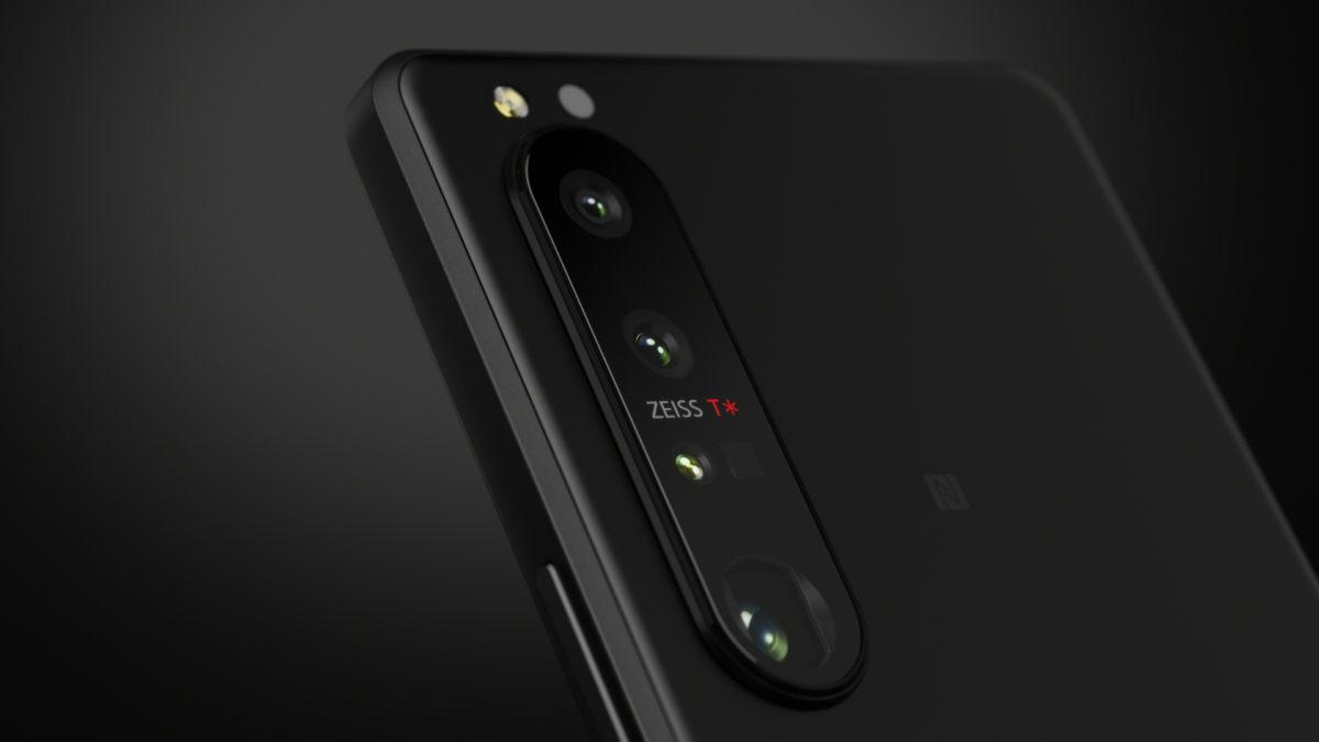 Édition officielle des appareils photo Sony Xperia 1 III