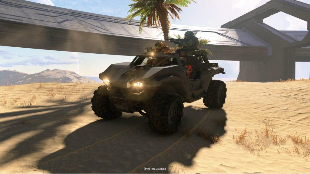 The Razorback in Halo Infinite Multiplayer